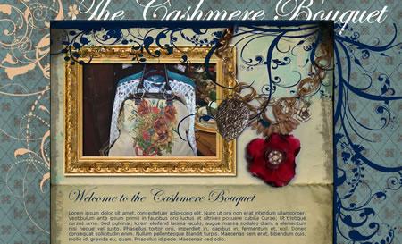 The Cashmere Bouquet