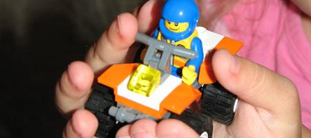 Legos, Baby!