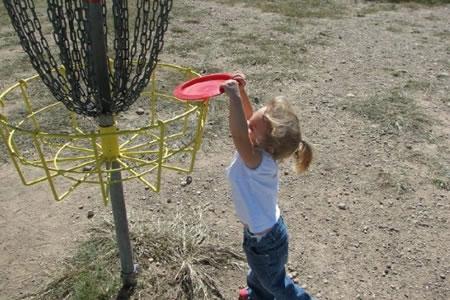 Disc Golf Joy