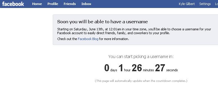Facebook Land Grab