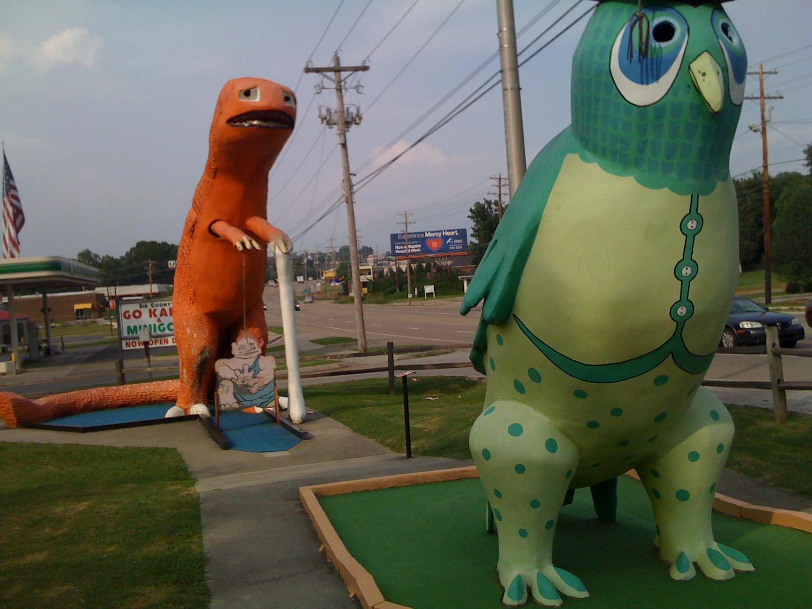Family Miniature Golf