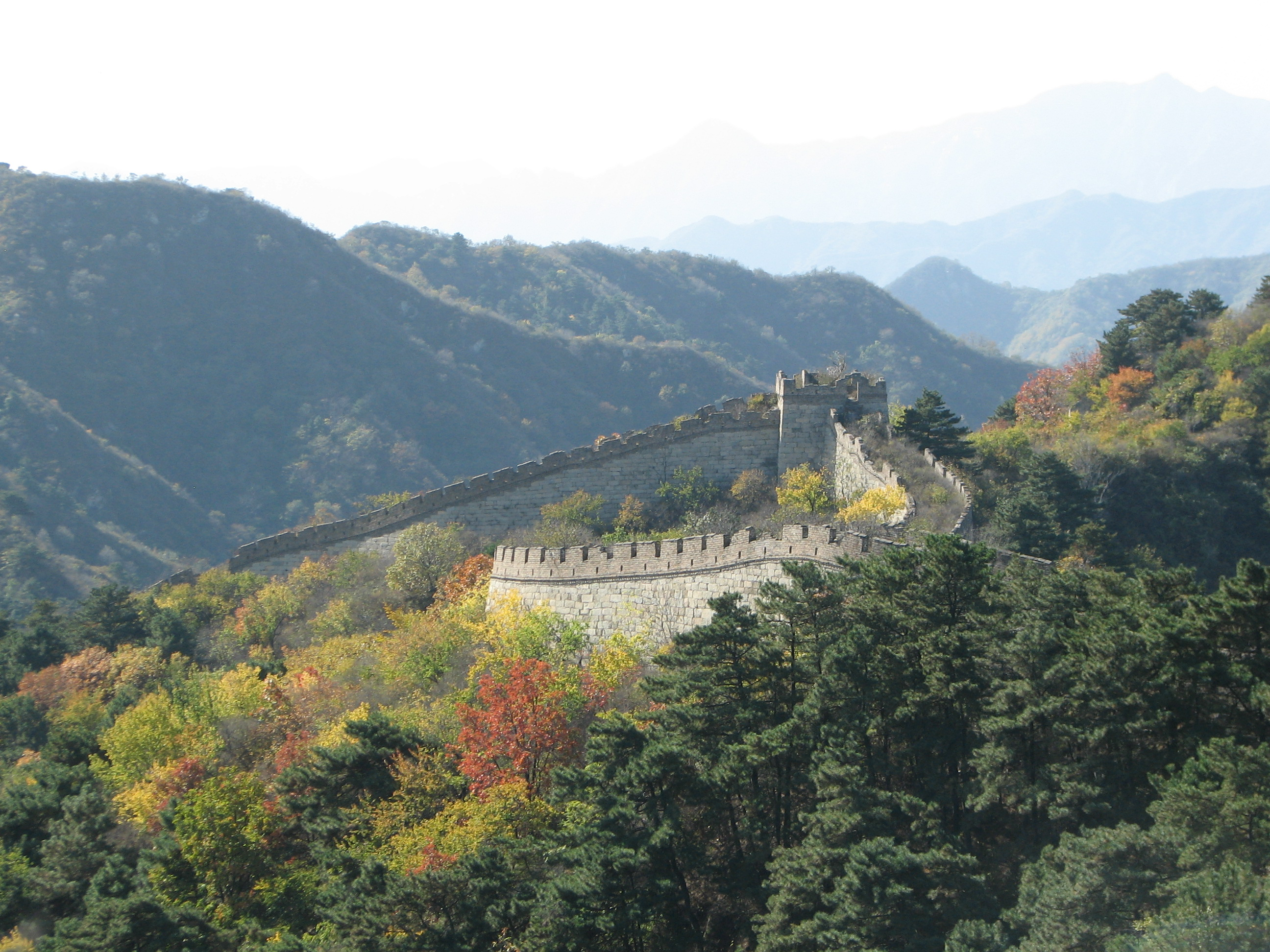 The Great Wall (part two)