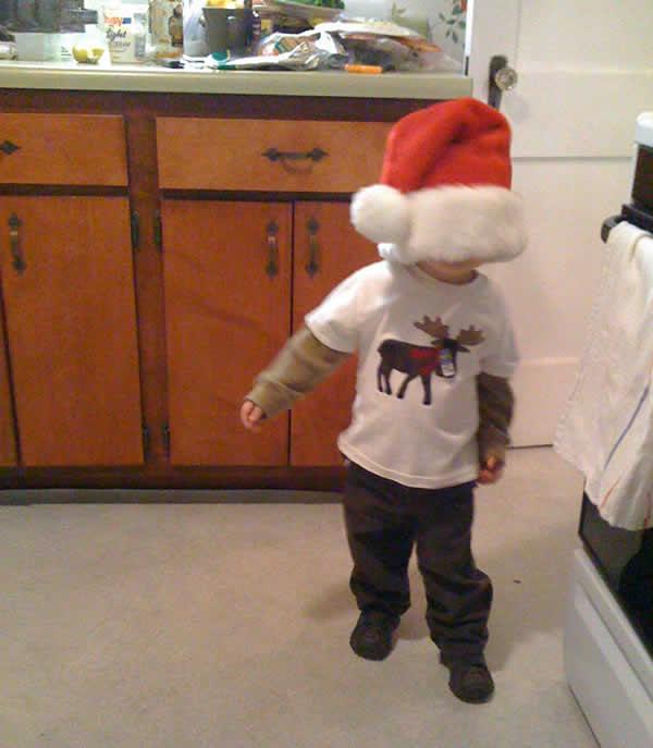 Little Santa Guy