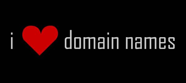 I Heart Domain Names