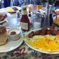 Our Giant Breakfast Feast
