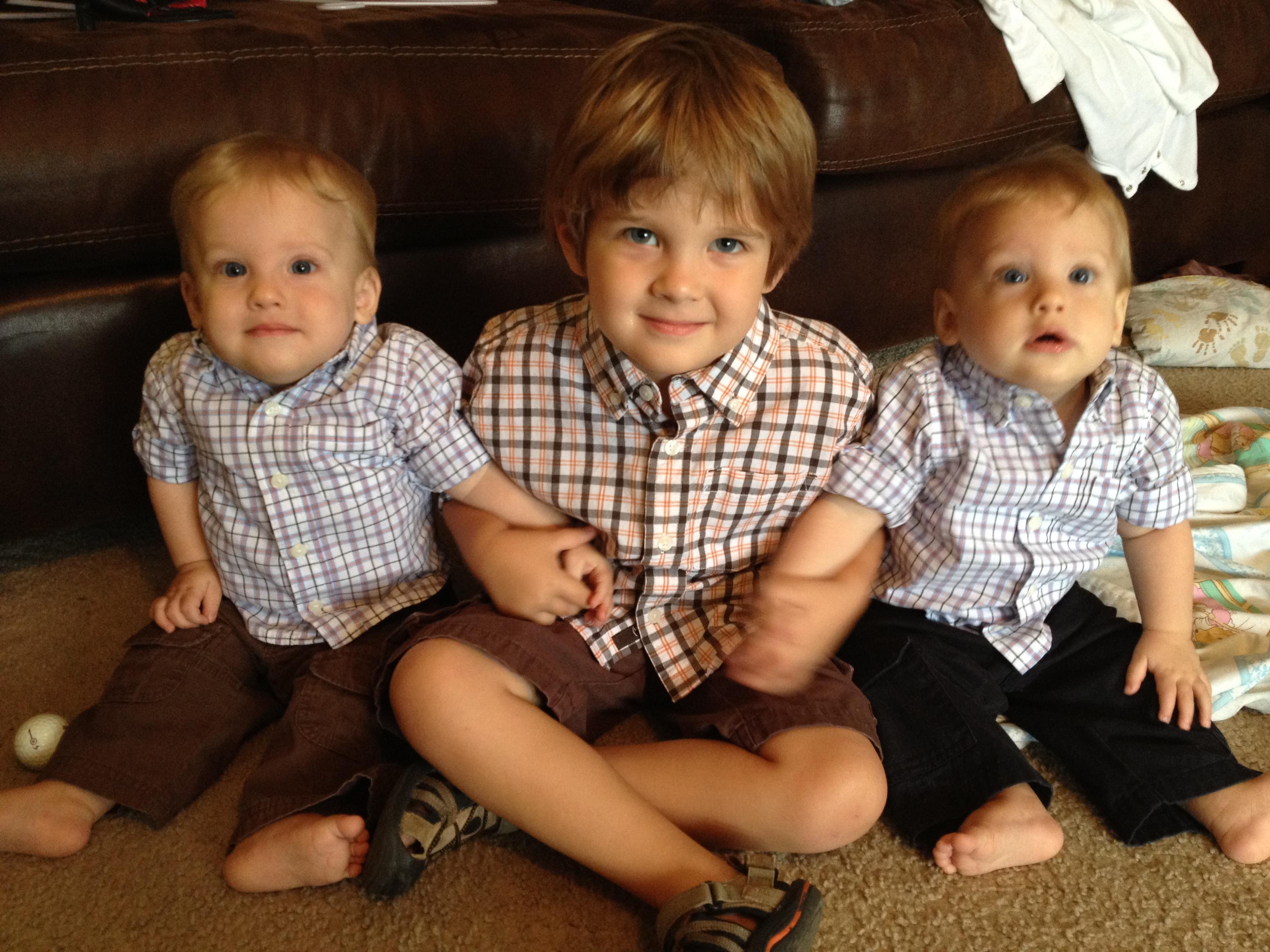 Photos of My Boys