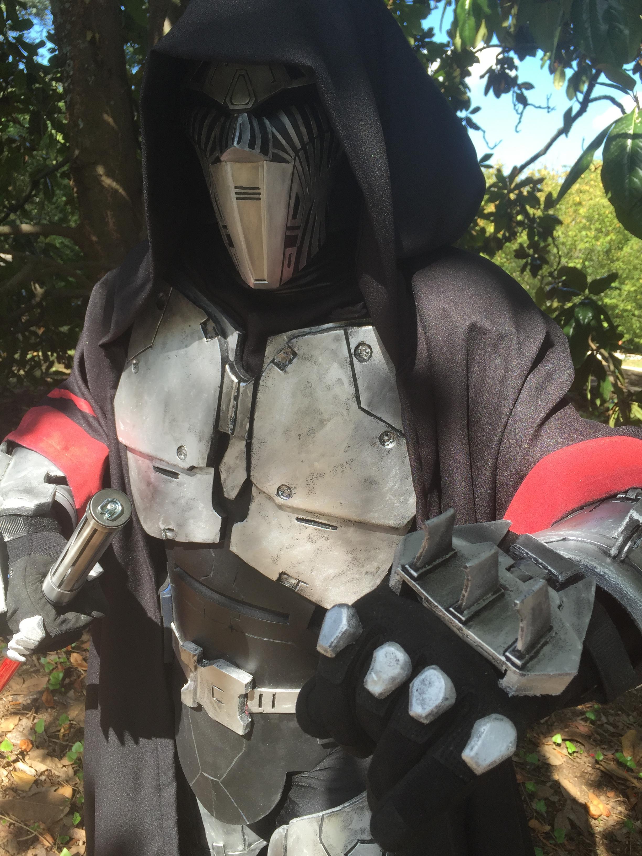 Sith Acolyte Eradicator Costume
